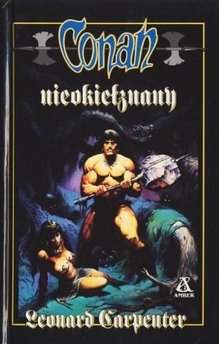 Okładka książki Conan nieokiełznany