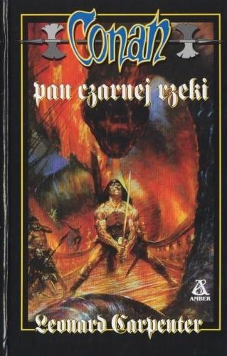 Okładka książki Conan pan czarnej rzeki