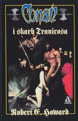 Okładka książki Conan i skarb Tranicosa