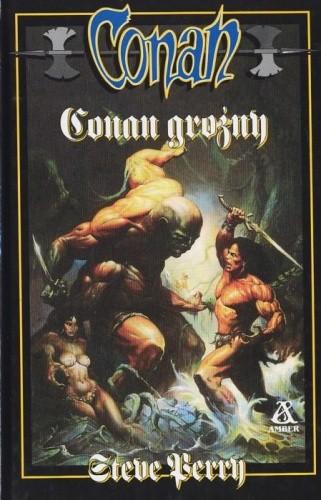 Okładka książki Conan groźny