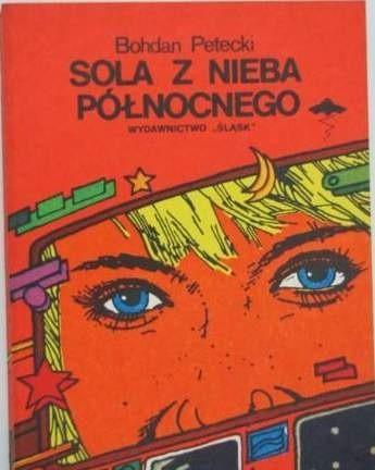 Okładka książki Sola z nieba północnego