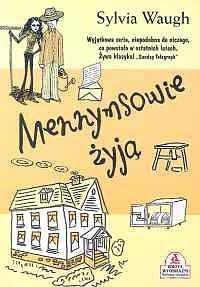 Okładka książki Mennymsowie żyją