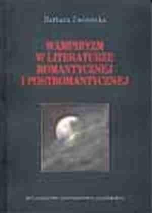 Okładka książki Wampiryzm w literaturze romantycznej i postromantycznej