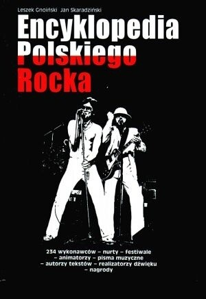 Okładka książki Encyklopedia polskiego rocka