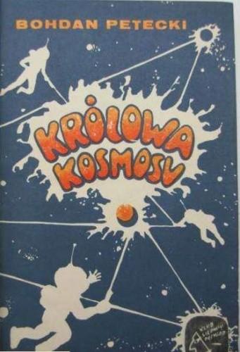 Okładka książki Królowa kosmosu
