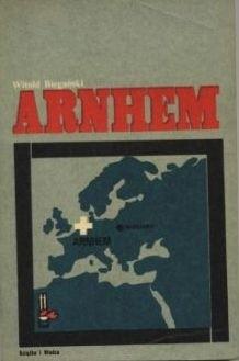 Okładka książki Arnhem