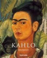 Okładka książki Frida Kahlo 1907-1954. Cierpienie i pasja