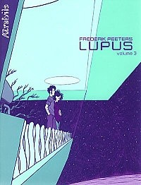 Okładka książki Lupus tom 3