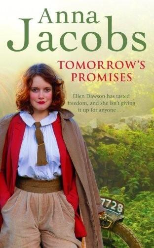 Okładka książki Tommorow's Promises