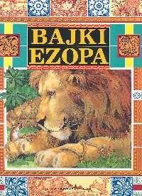 Okładka książki Bajki Ezopa