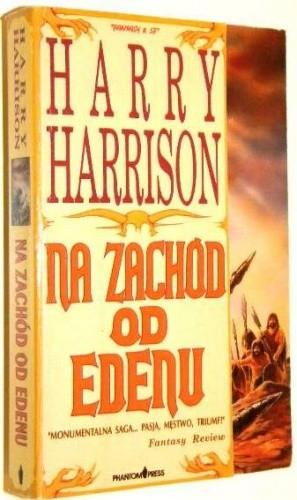 Okładka książki Na zachód od Edenu