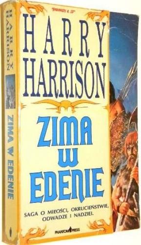 Okładka książki Zima w Edenie