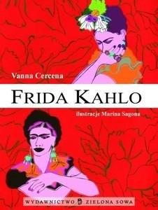 Okładka książki Frida Kahlo