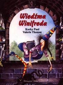 Okładka książki Wiedźma Winifreda