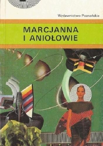 Okładka książki Marcjanna i aniołowie