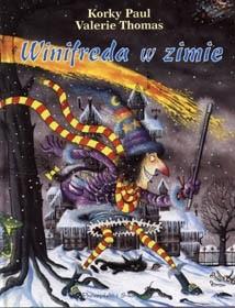 Okładka książki Winifreda w zimie