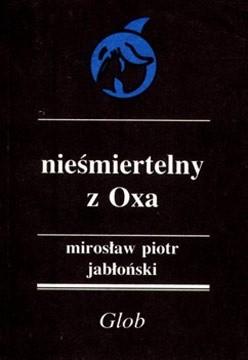 Okładka książki Nieśmiertelny z Oxa