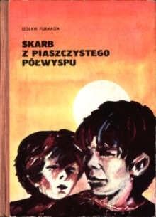 Okładka książki Skarb z piaszczystego półwyspu