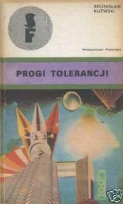 Okładka książki Progi tolerancji