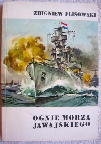 Okładka książki Ognie Morza Jawajskiego