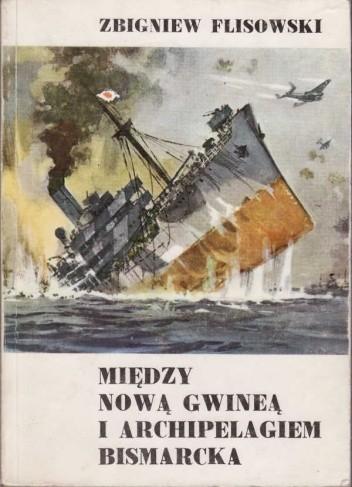 Okładka książki Między Nową Gwineą i Archipelagiem Bismarcka