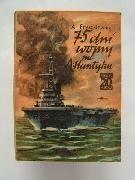 Okładka książki 75 dni wojny na Atlantyku