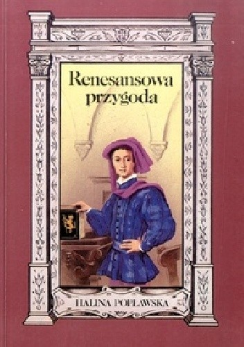 Okładka książki Renesansowa przygoda
