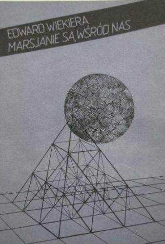 Okładka książki Marsjanie są wśród nas