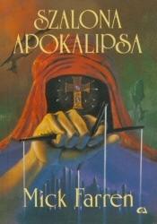 Okładka książki Szalona Apokalipsa