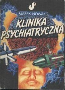 Okładka książki Klinika psychiatryczna