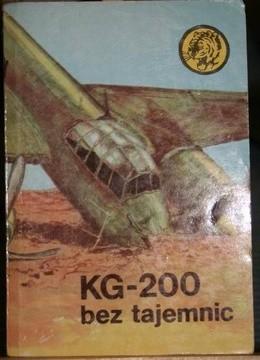 Okładka książki KG-200 bez tajemnic