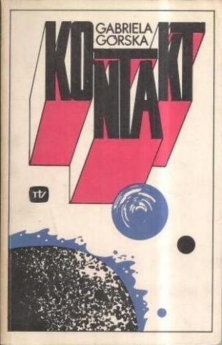 Okładka książki Kontakt