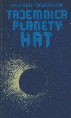 Okładka książki Tajemnica planety Hat