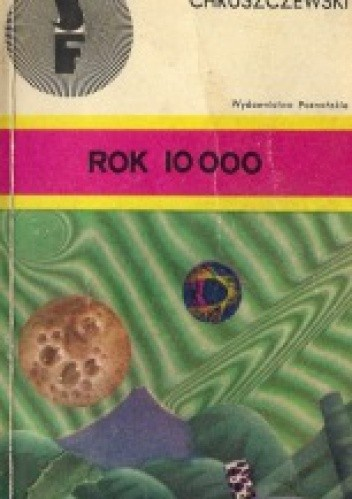 Okładka książki Rok 10.000