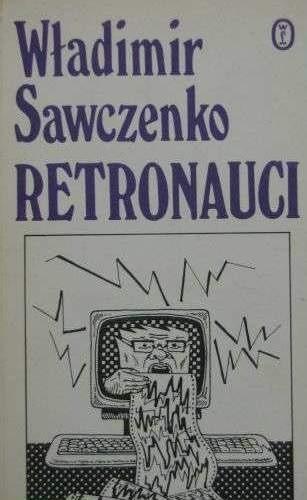Okładka książki Retronauci