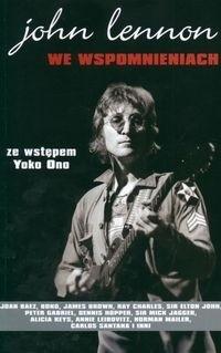 Okładka książki John Lennon we wspomnieniach