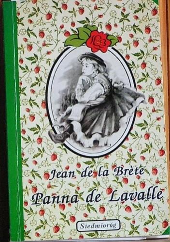 Okładka książki Panna de Lavalle
