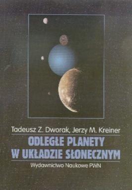 Okładka książki Odległe planety w Układzie Słonecznym