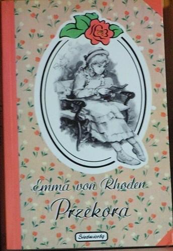 Okładka książki Przekora