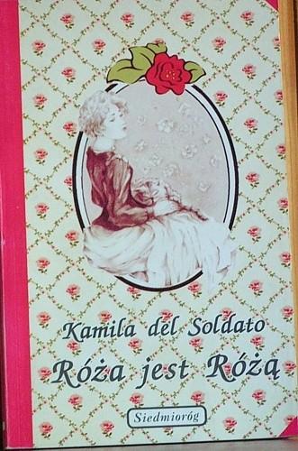 Okładka książki Róża jest Różą