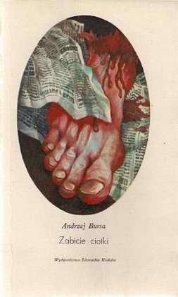 Okładka książki Zabicie ciotki