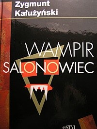 Okładka książki Wampir salonowiec