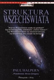 Okładka książki Struktura Wszechświata