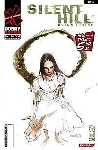 Okładka książki Silent Hill - 1