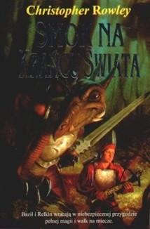 Okładka książki Smok na krańcu świata