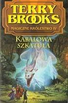 Okładka książki Kabałowa szkatuła