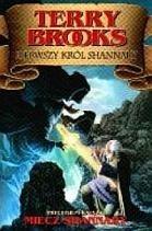Okładka książki Pierwszy król Shannary