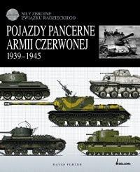 Okładka książki Pojazdy pancerne Armii Czerwonej 1939-1945