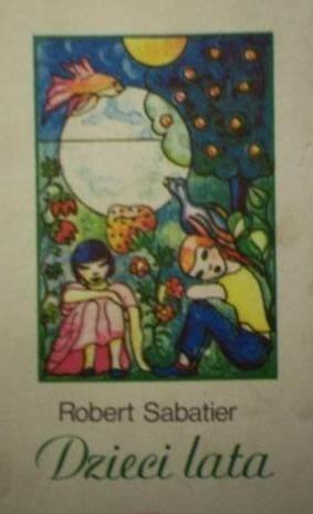 Okładka książki Dzieci lata