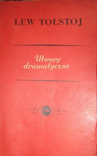 Okładka książki Utwory dramatyczne